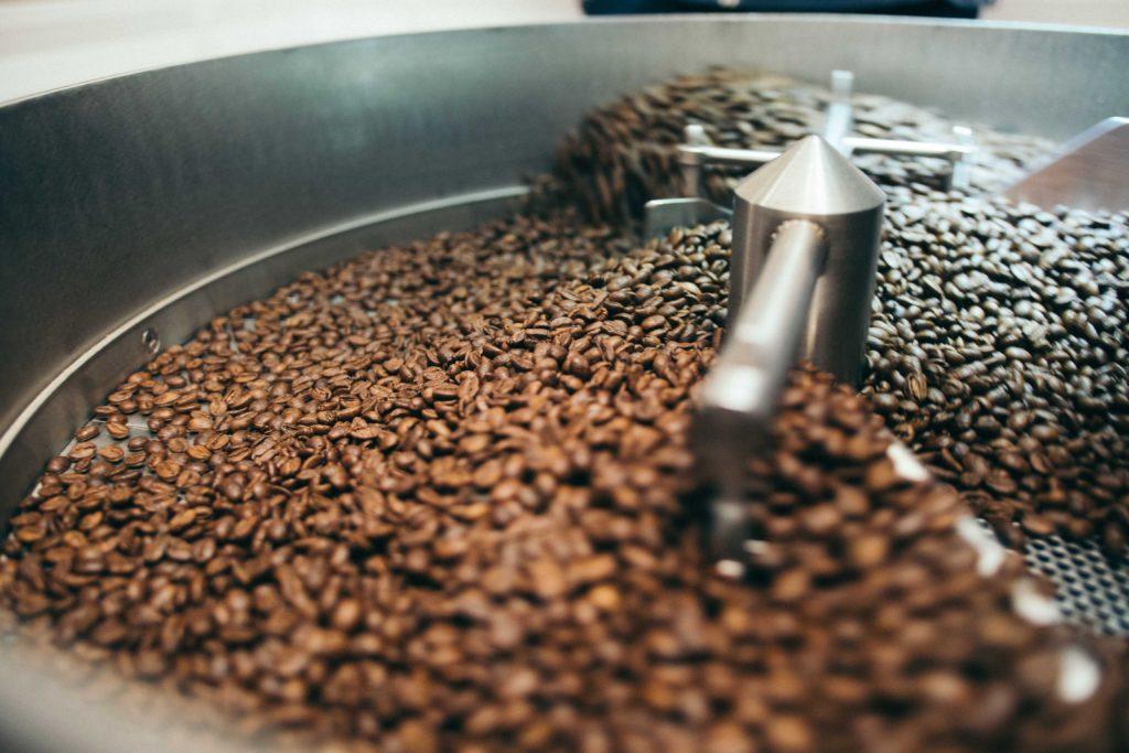 مراحل برشتهکاری قهوه